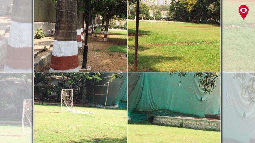 विद्यालंकार महाविद्यालय को मिली कब्रिस्तान के लिए आरक्षित जगह