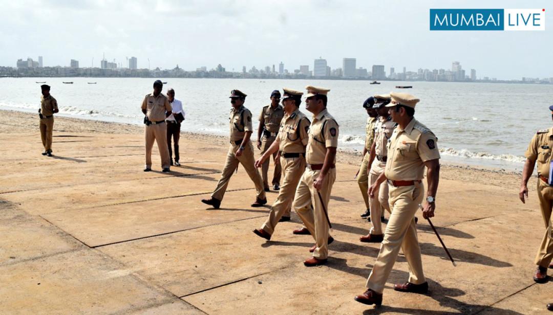 बप्पा के विसर्जन के लिए मुंबई तैयार !