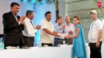 Vinod Tawde felicitates efficient drivers