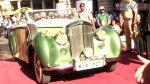 Vintage Car Rally held in Fort