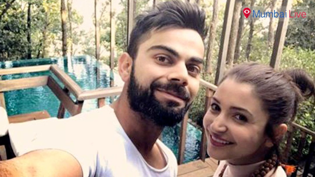 Virat celebrates Woman's Day