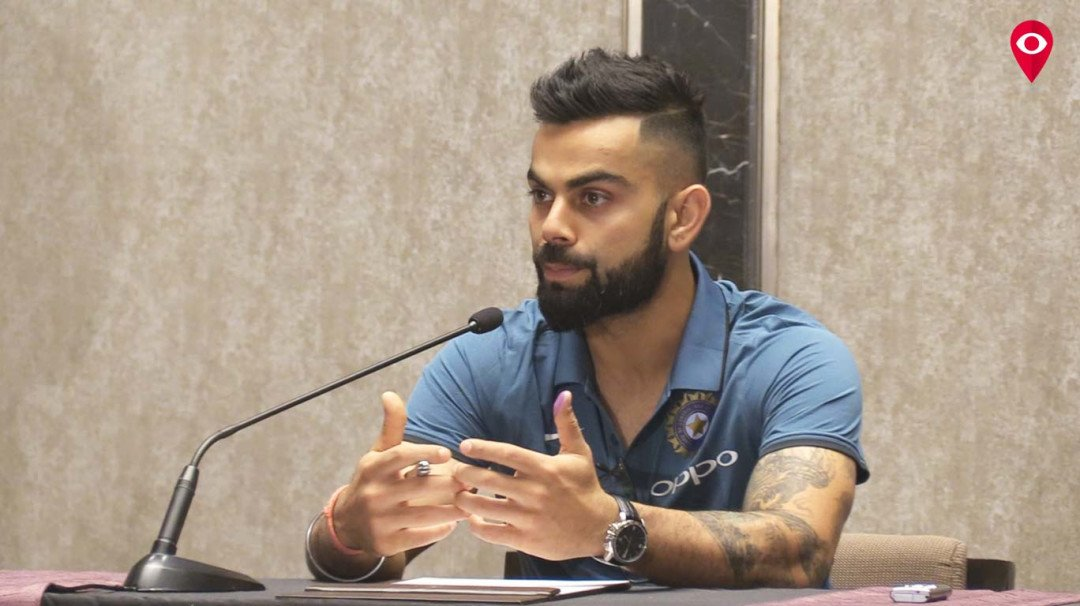 We're in it to win it: Kohli on Champions Trophy 2017