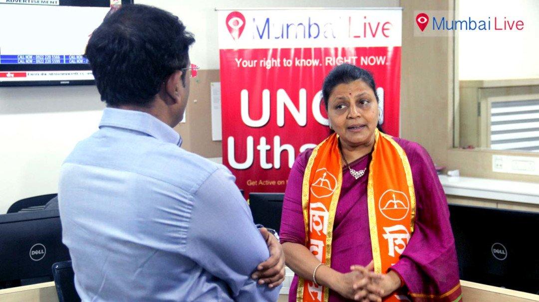 Vishakha Raut seeks more executive powers for Mumbai mayor