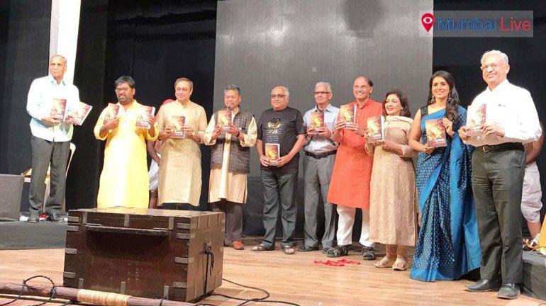 Thriller novel 'Vishwast' released