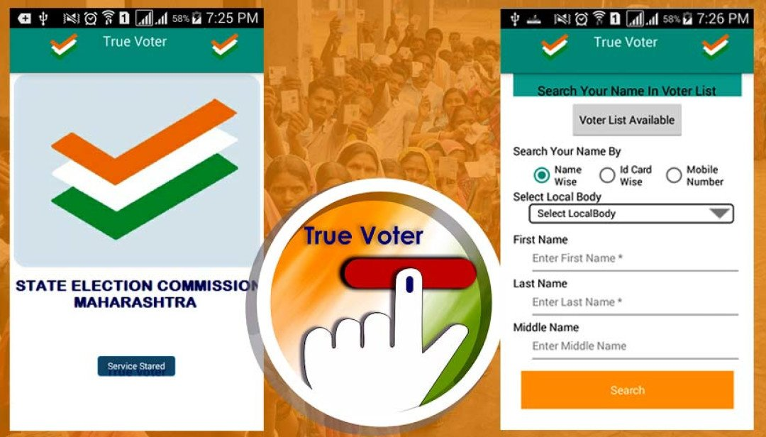 Vote for 'True Voter' app