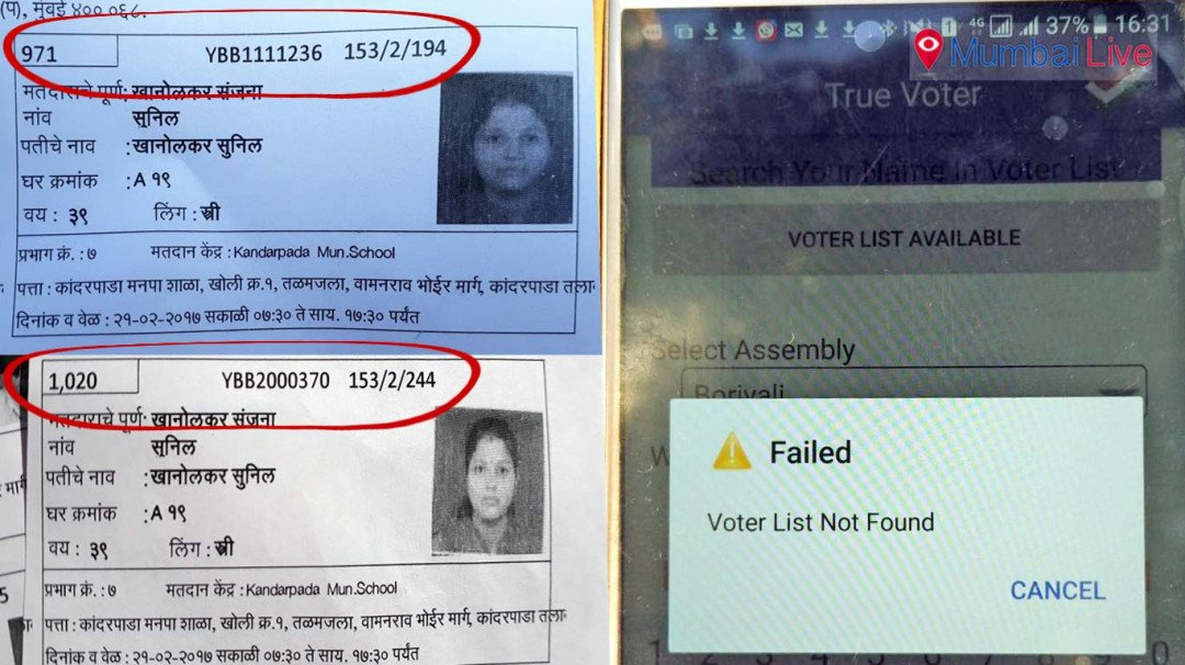 True Voter app irks voters