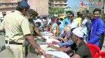 मतदाताओं को वोट दे गया 'चोट'