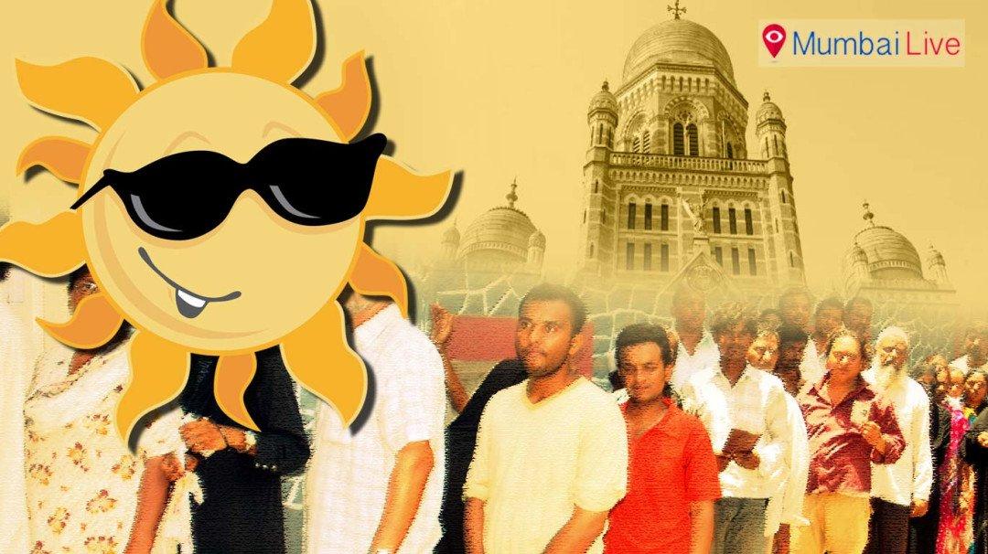 मतदानासाठी मुंबईचं हवामानही अनुकूल