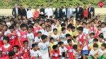 युवा खिलाड़ी भारतीय फुटबॉल के भविष्य - प्रफुल्ल पटेल