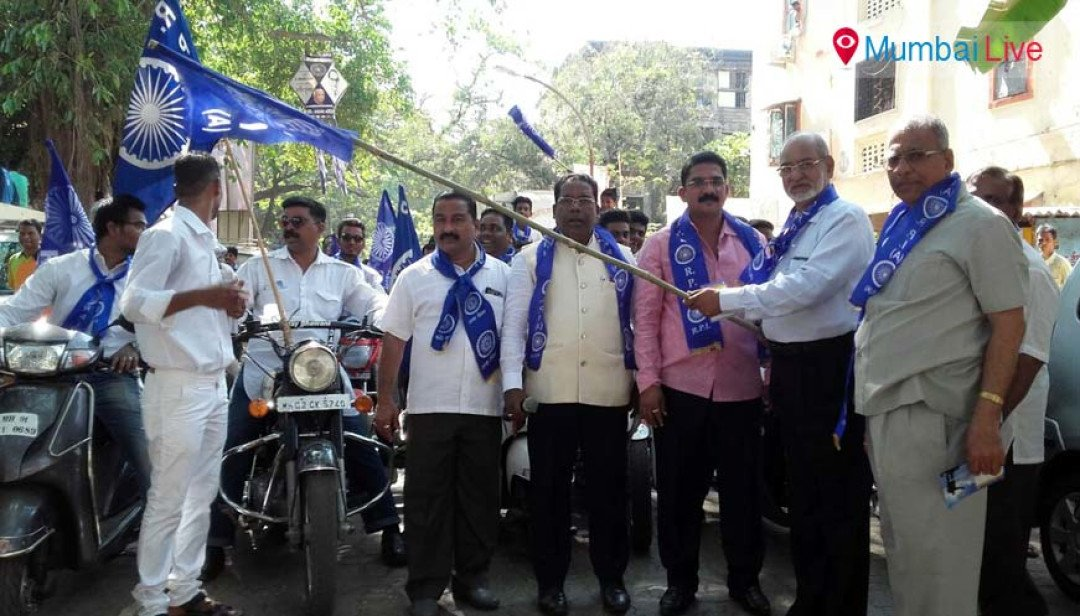 Bike rally for 26/11 martyrs