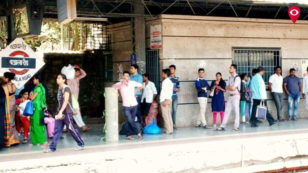 Health centre at Wadala railway station takes ill