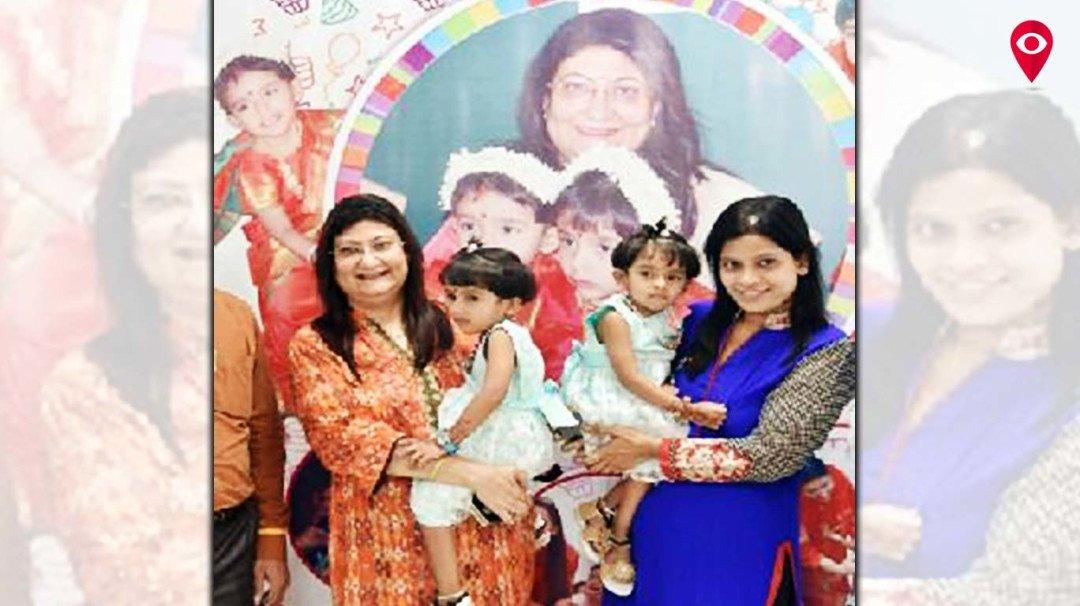 Bai Jerbai Wadia Hospital celebrates the fourth birthday of twins