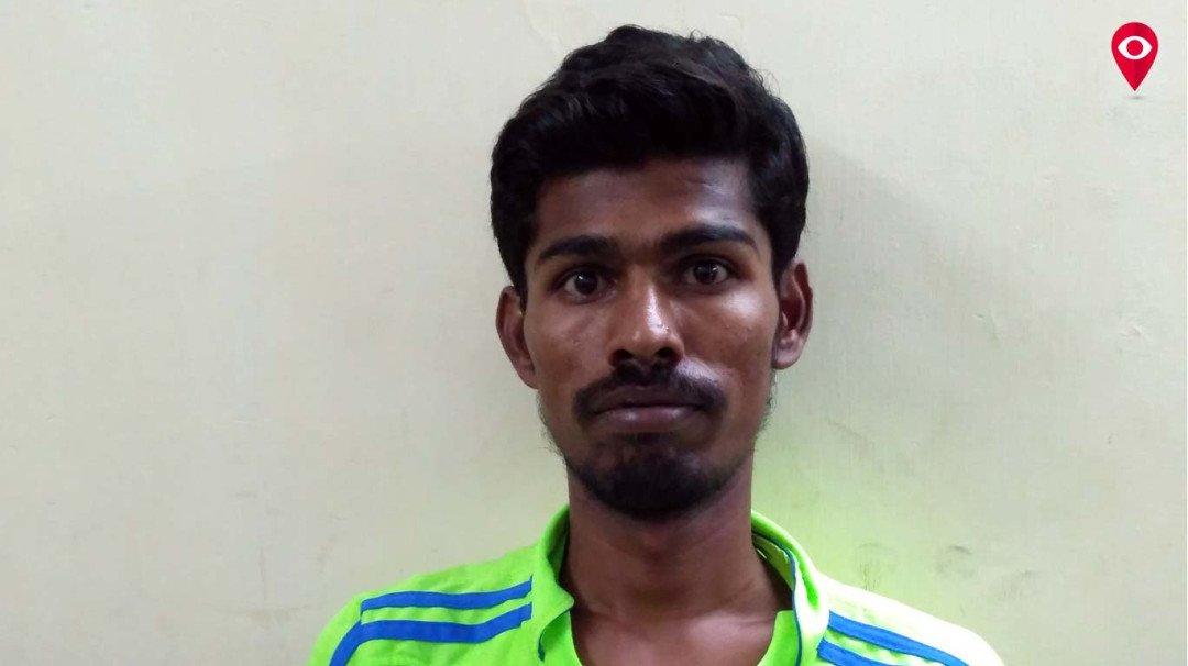 घरफोड़ी के आरोप में दो गिरफ्तार