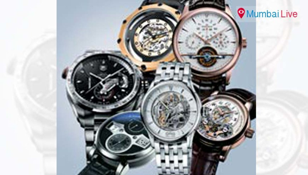 Police seize watches worth Rs 3.4 crore