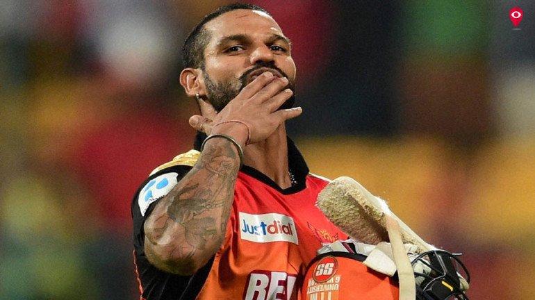 Dhawan powers Sunrisers' crucial chase in low scoring encounter