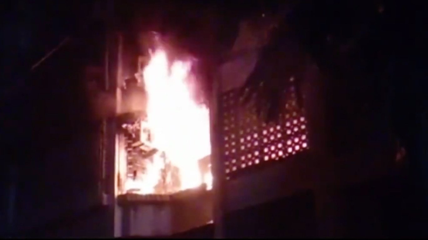 Four dead, five injured as fire breaks out in Mumbai's Sakinaka