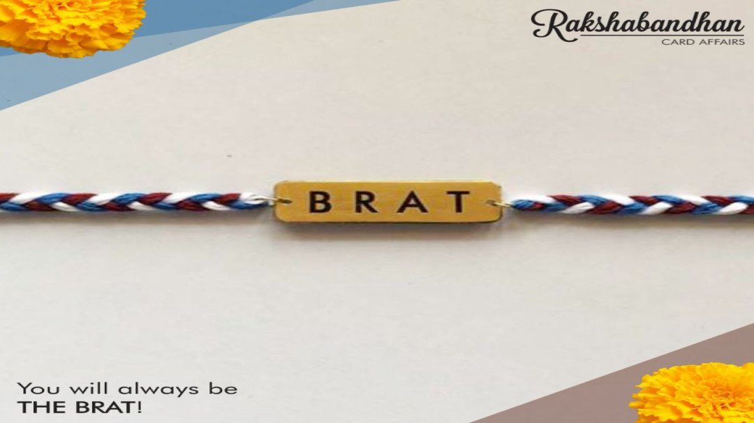 These quirky Rakhis are sure to liven up your Raksha Bandhan