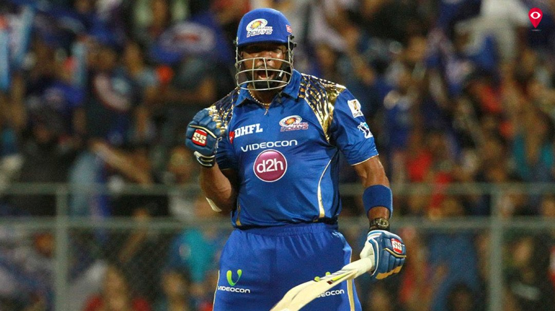 Pollard's incredible knock puts MI on top of the table