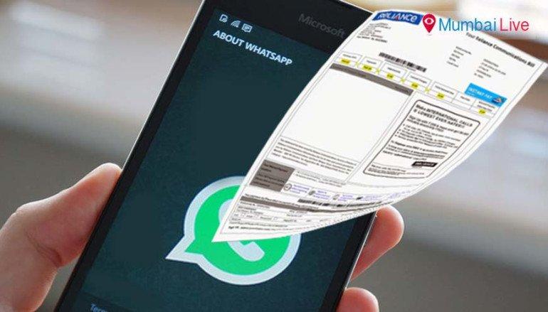 Reliance Power starts WhatsApp service