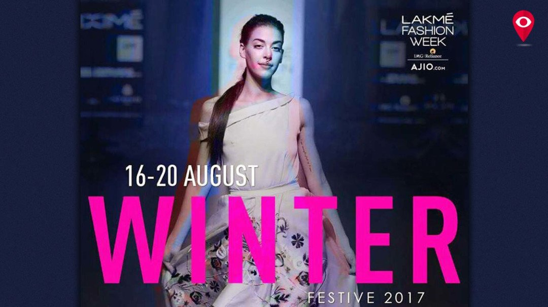 Curtain Raiser of Lakmé Fashion Week Winter/Festive 2017
