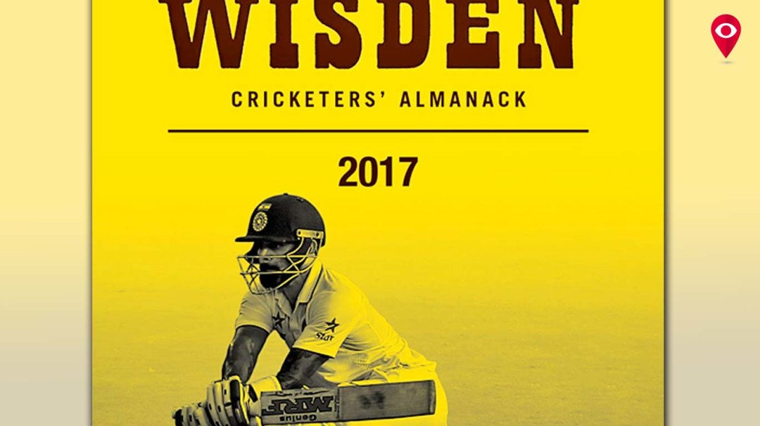 Another feather in the cap: Virat Kohli named Wisden Cricketer of the Year 2016