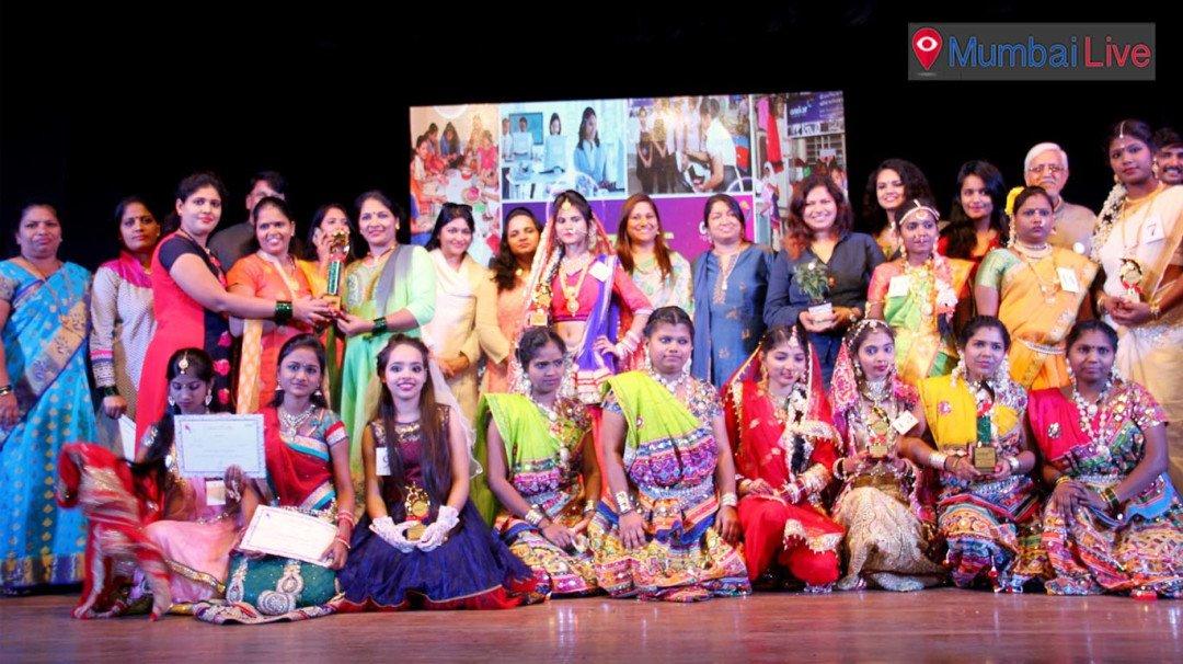 Omkar foundation honours poor women