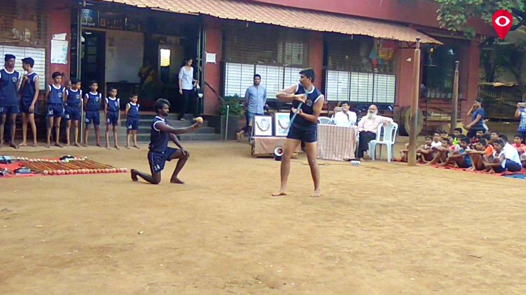 शिवाजी पार्कात घ्या तलवारबाजीचे प्रशिक्षण