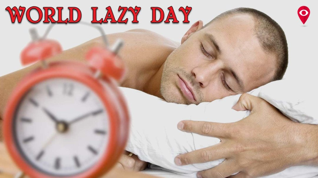 'आलसी होना अच्छी बात है'