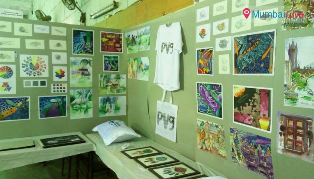 Expo of articles made by poor kids underway