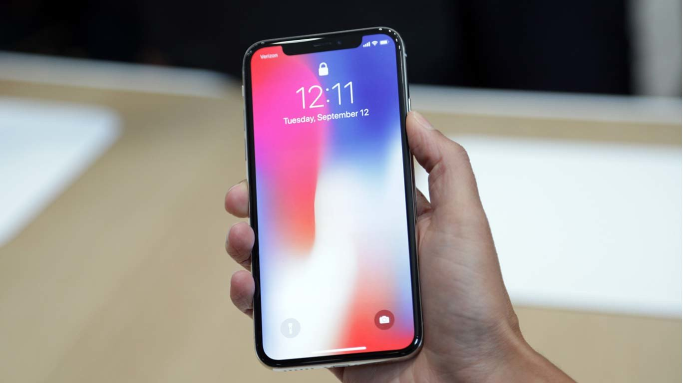 Apple Inc. Stock Pops After iPhone X Sells Out In Minutes