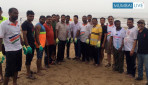 Cleaning @ Versova Beach