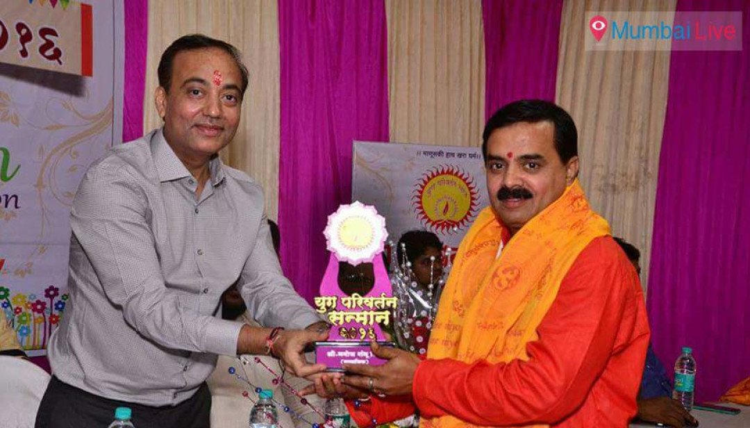 Ravikant Naram bags 'Best Social Activist'