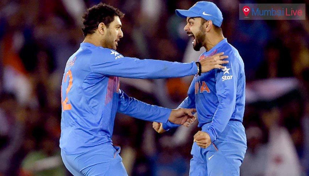 Yuvi makes comeback, Virat named captain