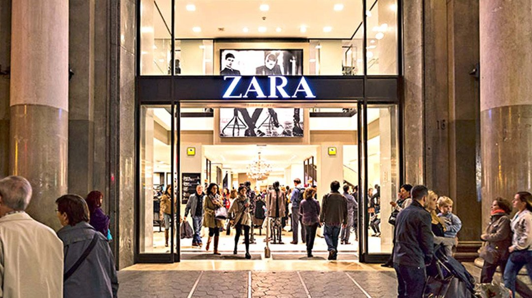 All you need to know about Zara's e-commerce move