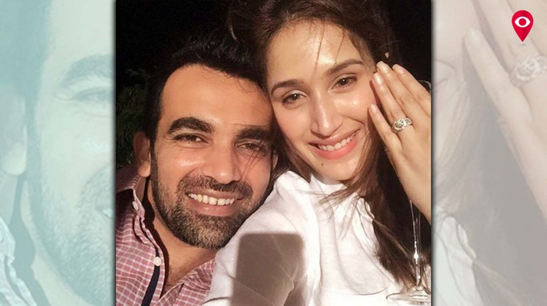 Viru Congratulates Zaheer in unique style