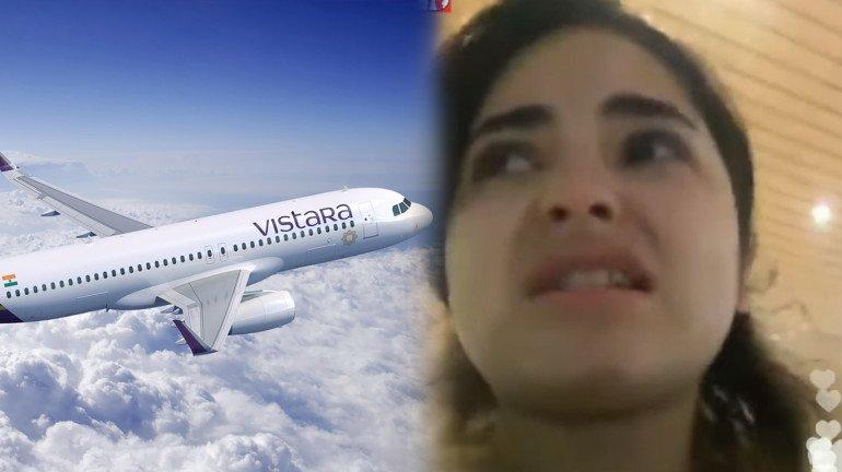 Dangal actress Zaira Wasim Molested on Air Vistara flight