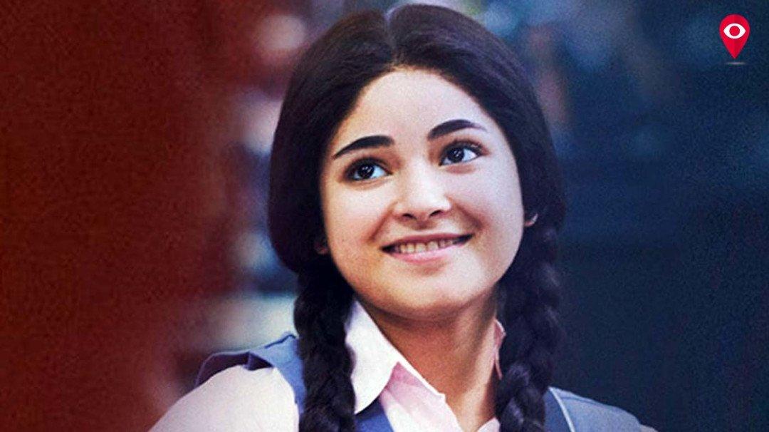 The love that I'm receiving post Dangal is very overwhelming: Zaira Wasim