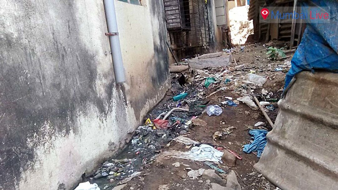 Goregaon residents face drainage woes