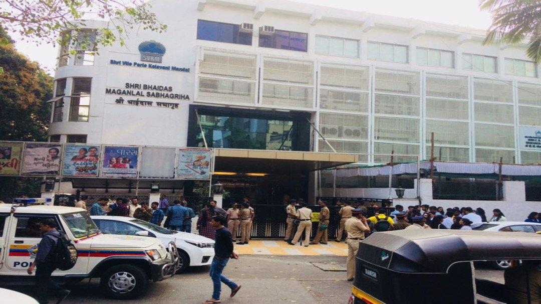 Mumbai police deny permission to Jignesh Mevani's event