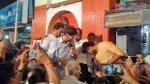 Aditya Thackeray campaigning at Dahisar