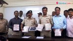 Police catches absconding thief