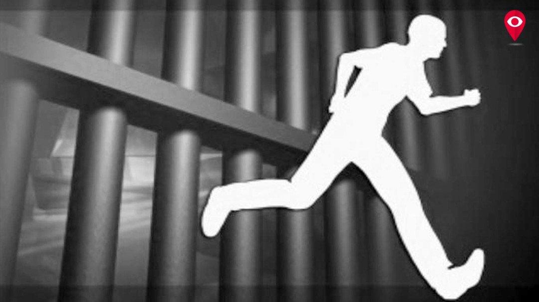कैदियों द्वारा पुलिस को चकमा देकर भागने की घटना में वृद्धि