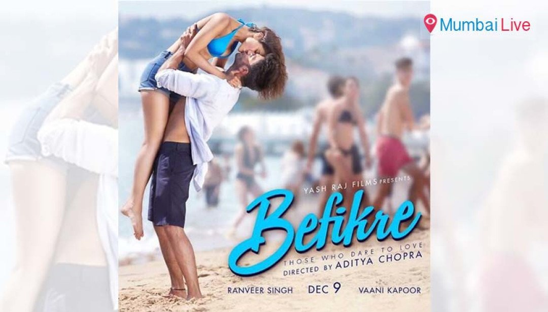 Befikre trailer gets away with U/A certificate
