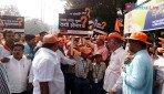 Aditya's roar of protest...