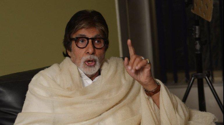 एक्सीडेंट की खबर के बाद अमिताभ बच्चन आए सामने!