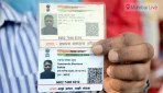 Adhar card and smart cards for residents