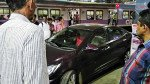 Car barges into Andheri railway platform, U 19 cricketer at wheel
