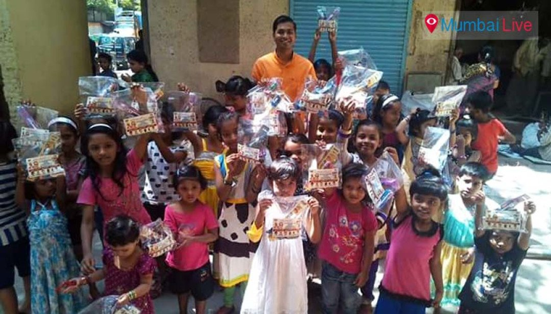 Bhagwat's day out with kids