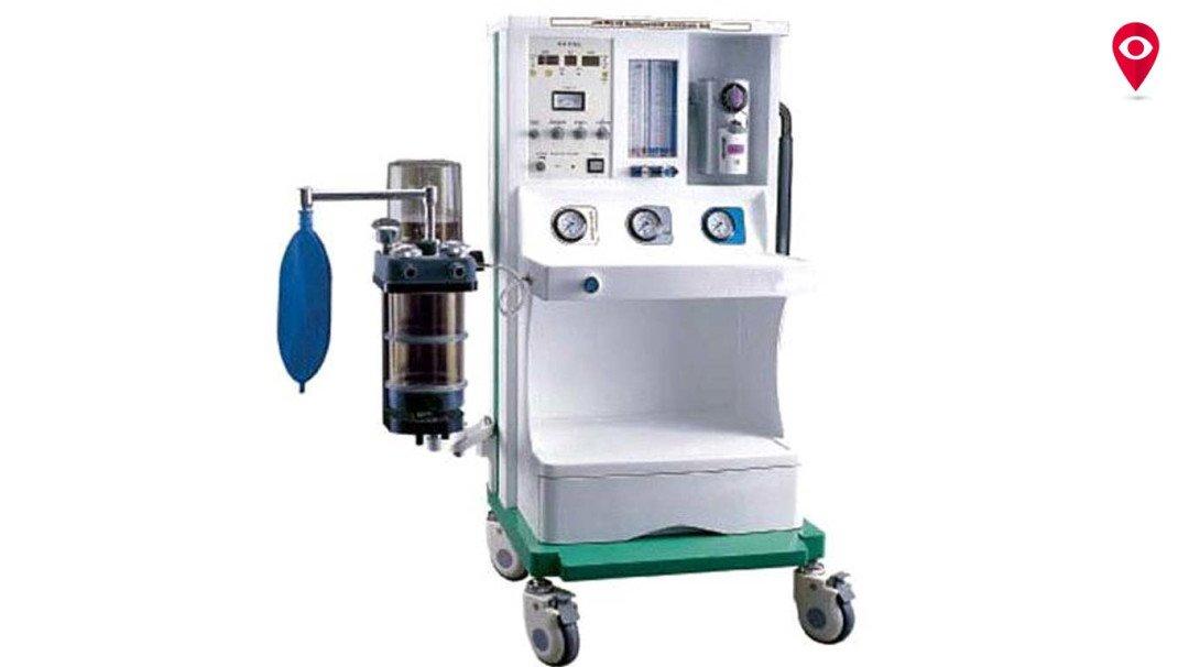पुन्हा एकदा चायनामेड अॅनेस्थेशिया मशीनची खरेदी