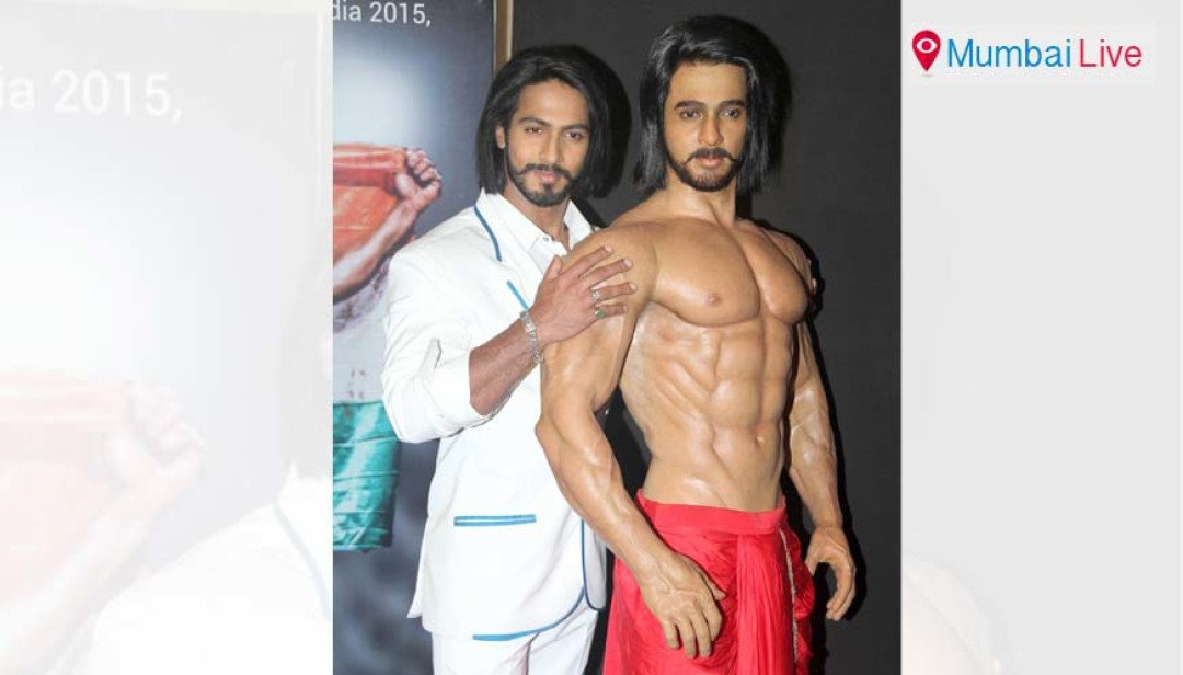 Anoop gets his wax statue